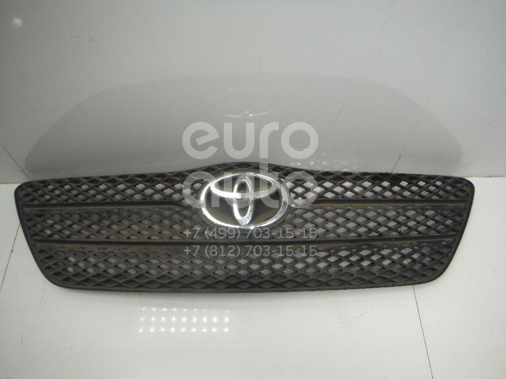 Решетка радиатора для Toyota Corolla E12 2001-2006 - Фото №1