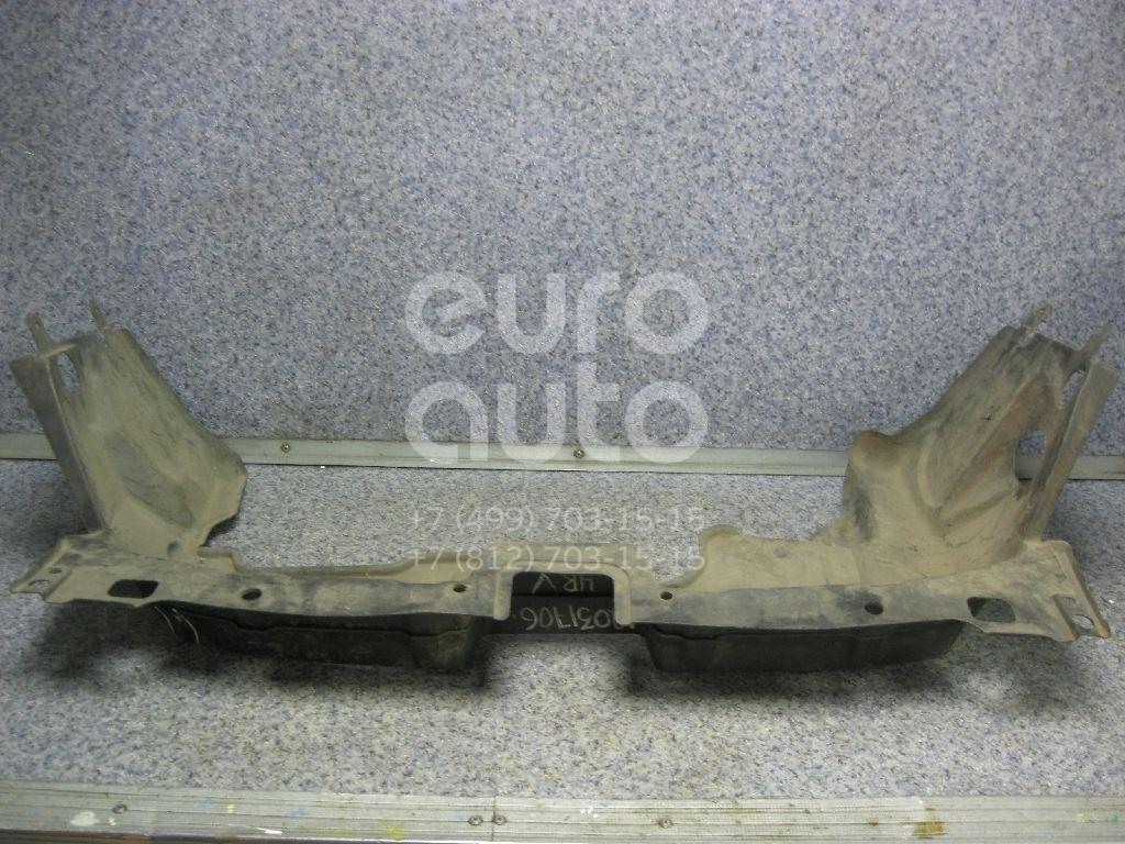 Пыльник двигателя центральный для Honda HR-V 1999-2005 - Фото №1