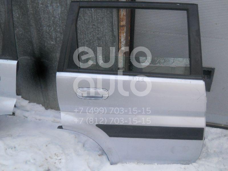 Дверь задняя правая для Honda HR-V 1999-2005 - Фото №1