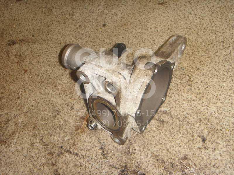 Корпус насоса водяного (помпы) для Chevrolet Aveo (T250) 2005-2011 - Фото №1