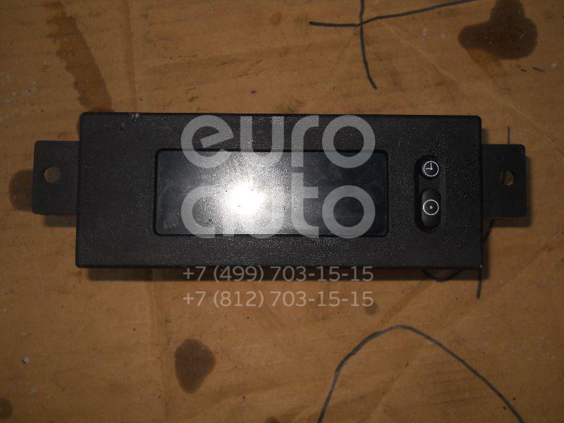 Дисплей информационный для Opel Astra G 1998-2005;Zafira A (F75) 1999-2005 - Фото №1