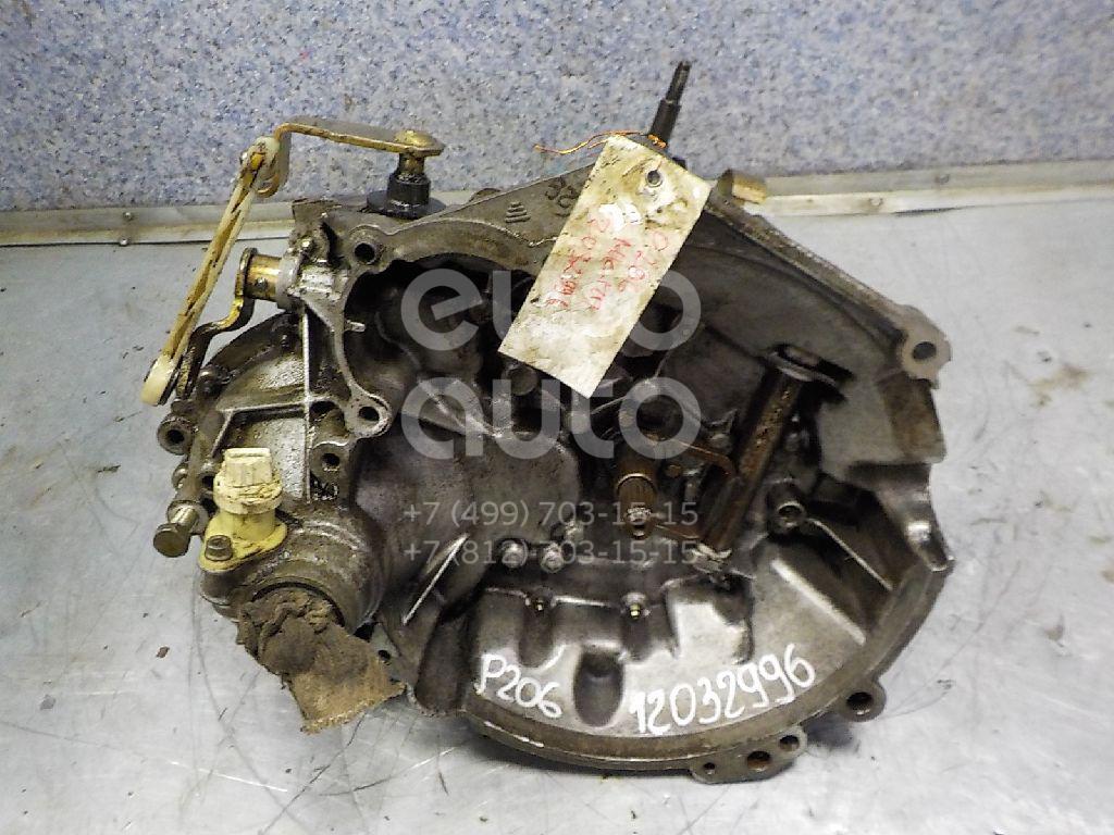 МКПП (механическая коробка переключения передач) для Peugeot 206 1998> - Фото №1
