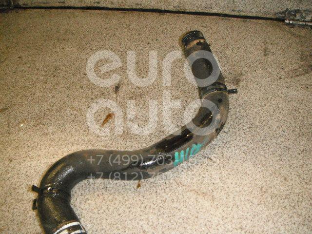 Патрубок радиатора для Peugeot 206 1998-2012 - Фото №1