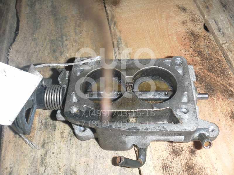 Заслонка дроссельная механическая для Kia Sportage 1993-2006 - Фото №1