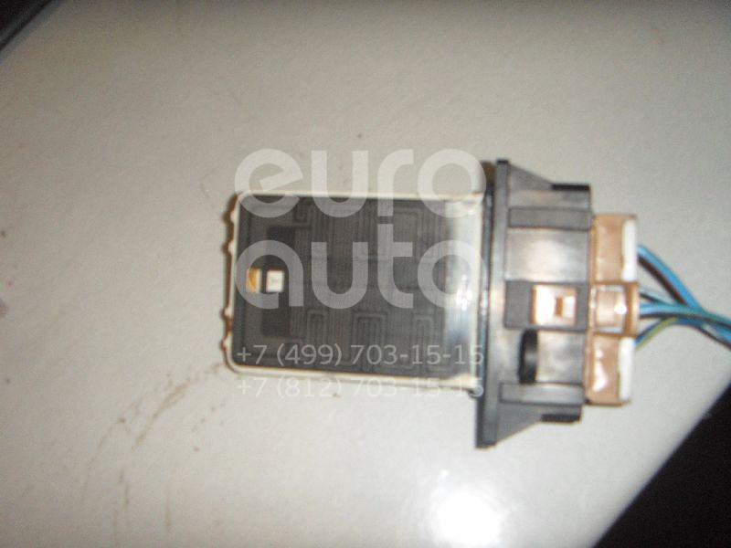 Резистор отопителя для Nissan Almera N16 2000-2006 - Фото №1