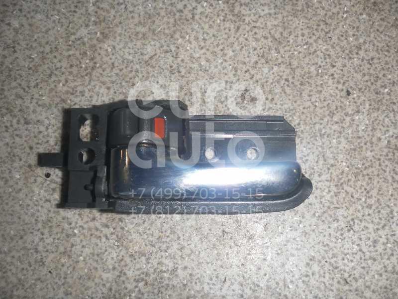 Ручка двери внутренняя левая для Toyota Avensis II 2003-2008 - Фото №1
