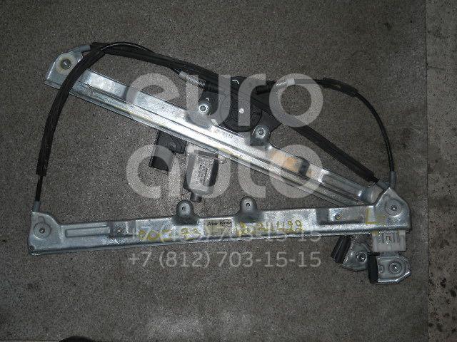 Стеклоподъемник электр. передний левый для Mitsubishi Colt (Z3) 2003-2012 - Фото №1