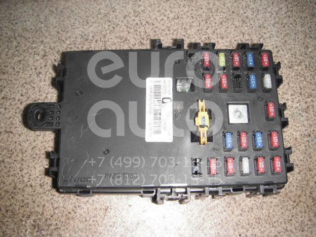 Блок предохранителей для Chevrolet Aveo (T200) 2003-2008 - Фото №1