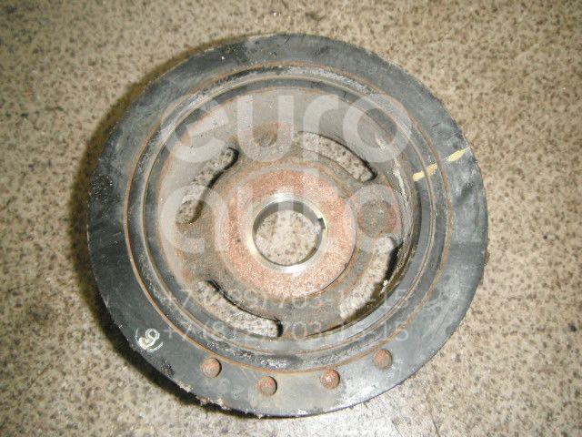 Шкив коленвала для Chevrolet Aveo (T200) 2003-2008 - Фото №1