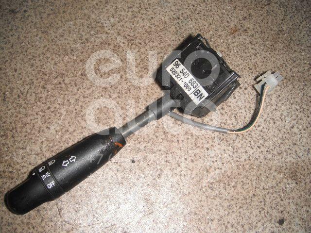 Переключатель поворотов подрулевой для Chevrolet,Daewoo Aveo (T200) 2003-2008;Matiz 1998>;Spark 2005-2011;Aveo (T250) 2005-2011 - Фото №1