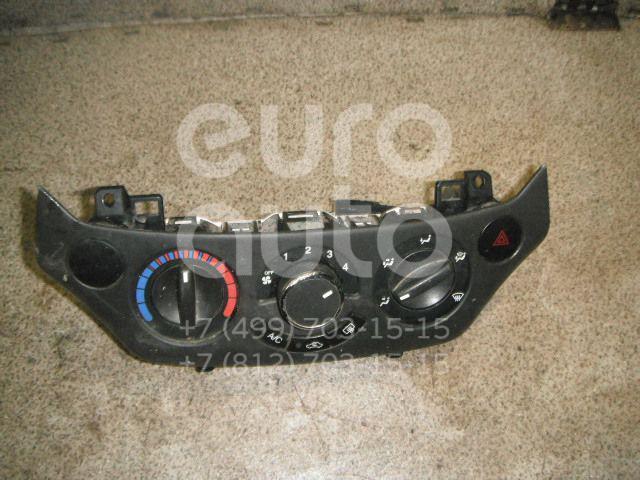 Блок управления отопителем для Chevrolet Aveo (T200) 2003-2008 - Фото №1