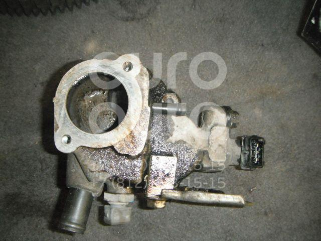 Корпус термостата для Chevrolet Aveo (T200) 2003-2008;Spark 2005-2011;Aveo (T250) 2005-2011 - Фото №1