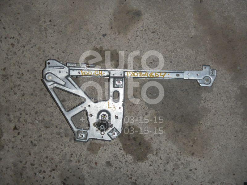 Стеклоподъемник механ. задний левый для Audi 100 [C4] 1991-1994;A6 [C4] 1994-1997 - Фото №1