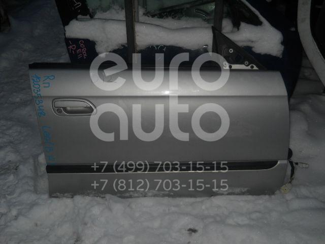 Дверь передняя правая для Subaru Legacy Outback (B12) 1998-2003 - Фото №1