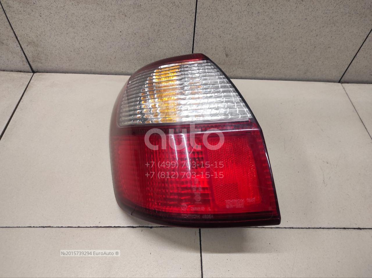 Фонарь задний левый для Subaru Legacy Outback (B12) 1998-2003 - Фото №1