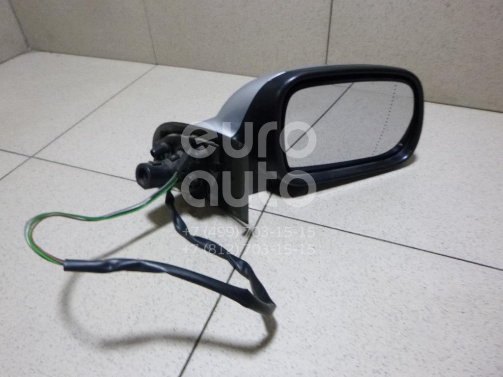 Зеркало правое электрическое для Peugeot 307 2001-2007 - Фото №1