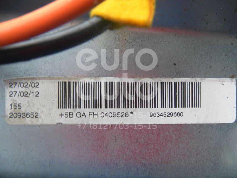 Подушка безопасности пассажирская (в торпедо) для Peugeot 307 2001-2008 - Фото №1