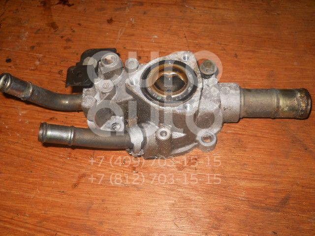 Корпус термостата для Nissan Primera P12E 2002-2007;Almera N16 2000-2006 - Фото №1