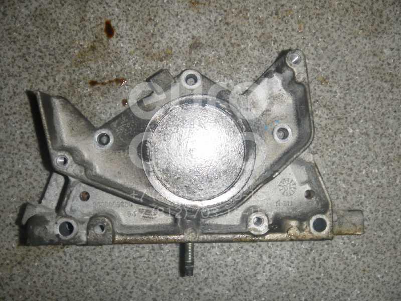 Крышка коленвала передняя для Peugeot 307 2001-2007 - Фото №1