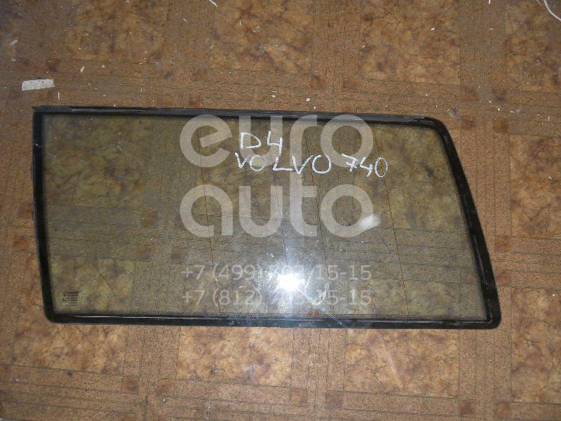 Стекло кузовное глухое левое для Volvo 940 1994-1998 - Фото №1