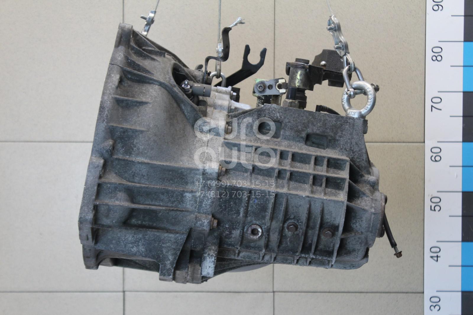 МКПП (механическая коробка переключения передач) для Ford Transit/Tourneo Connect 2002-2013 - Фото №1