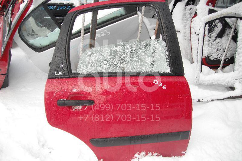 Дверь задняя правая для Citroen C3 2002-2009 - Фото №1
