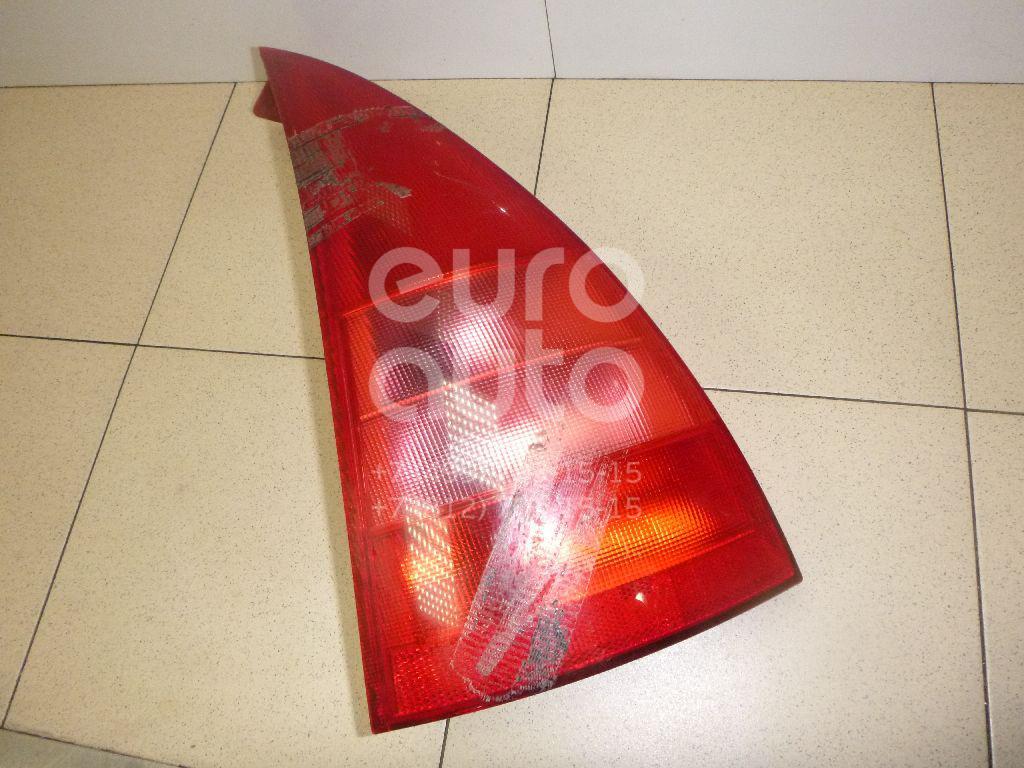 Фонарь задний левый для Citroen C3 2002-2009 - Фото №1