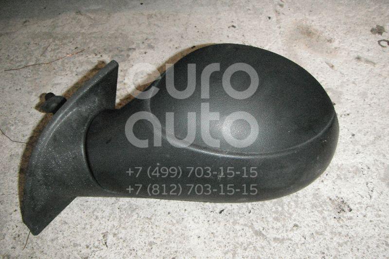 Зеркало левое механическое для Citroen C3 2002-2009 - Фото №1
