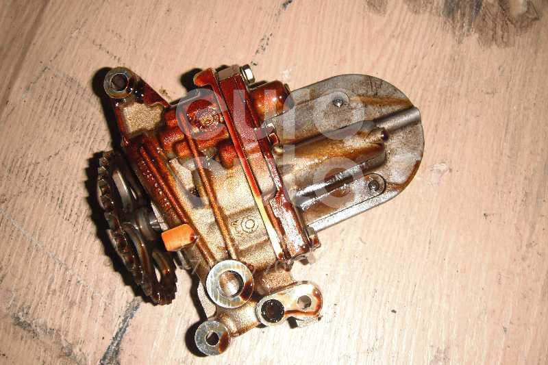 Насос масляный для Citroen C3 2002-2009 - Фото №1