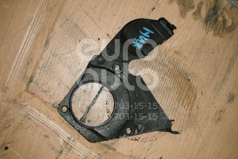 Кожух ремня ГРМ для Citroen C3 2002-2009 - Фото №1