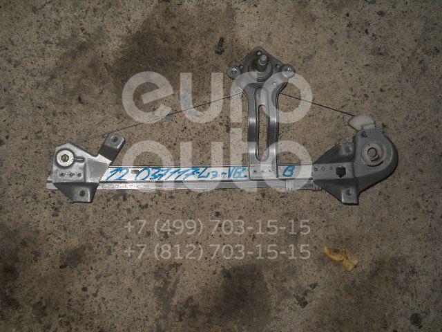 Стеклоподъемник механ. задний левый для Opel Vectra B 1995-1999;Vectra B 1999-2002 - Фото №1