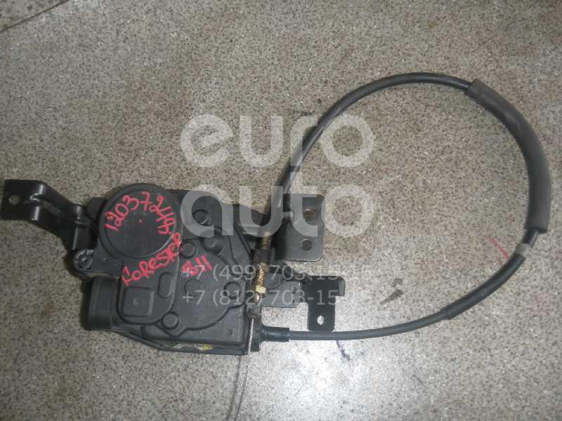 Моторчик привода круиз контроля для Subaru Forester (S10) 1997-2000 - Фото №1