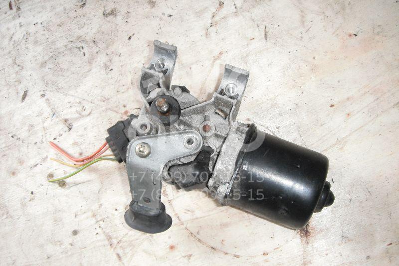 Моторчик стеклоочистителя передний для Citroen C3 2002-2009 - Фото №1
