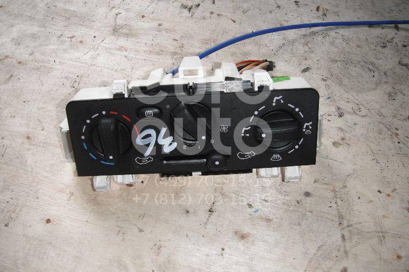 Блок управления отопителем для Citroen C3 2002-2009 - Фото №1
