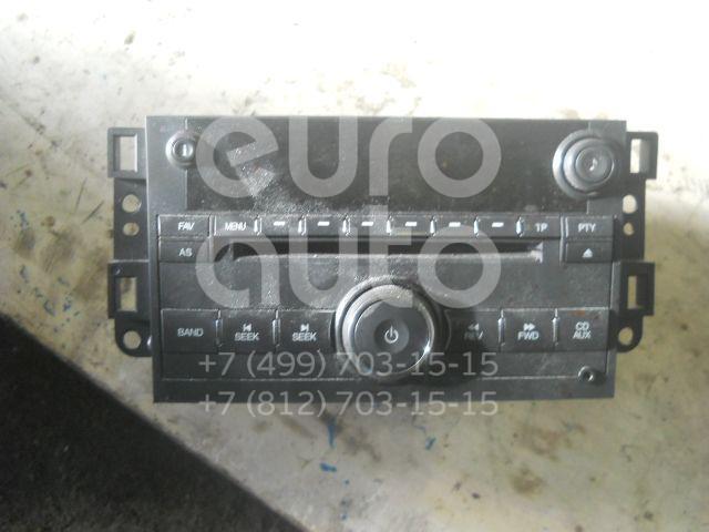 Магнитола для Chevrolet Aveo (T200) 2003-2008;Aveo (T250) 2005-2011 - Фото №1