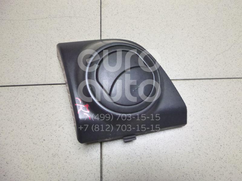 Дефлектор воздушный для Chevrolet Aveo (T250) 2005-2011 - Фото №1