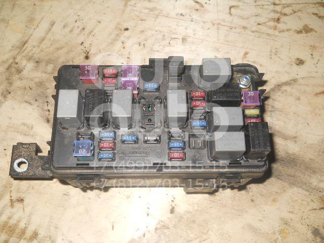 Блок предохранителей для Chevrolet Aveo (T250) 2005-2011 - Фото №1