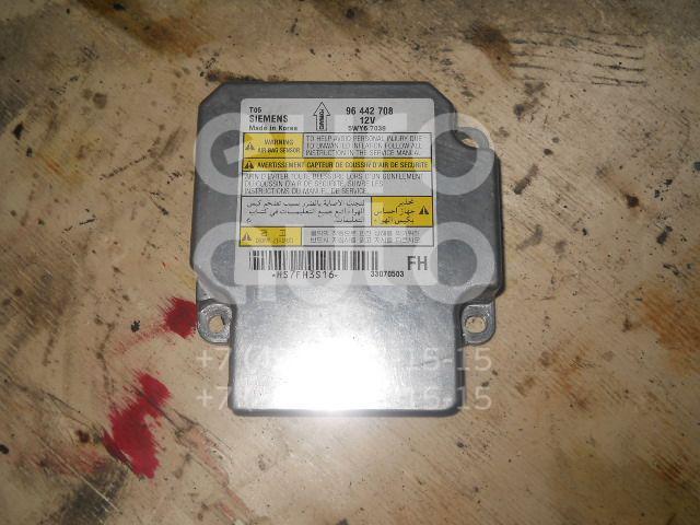 Блок управления AIR BAG для Chevrolet Aveo (T200) 2003-2008;Aveo (T250) 2005-2011 - Фото №1