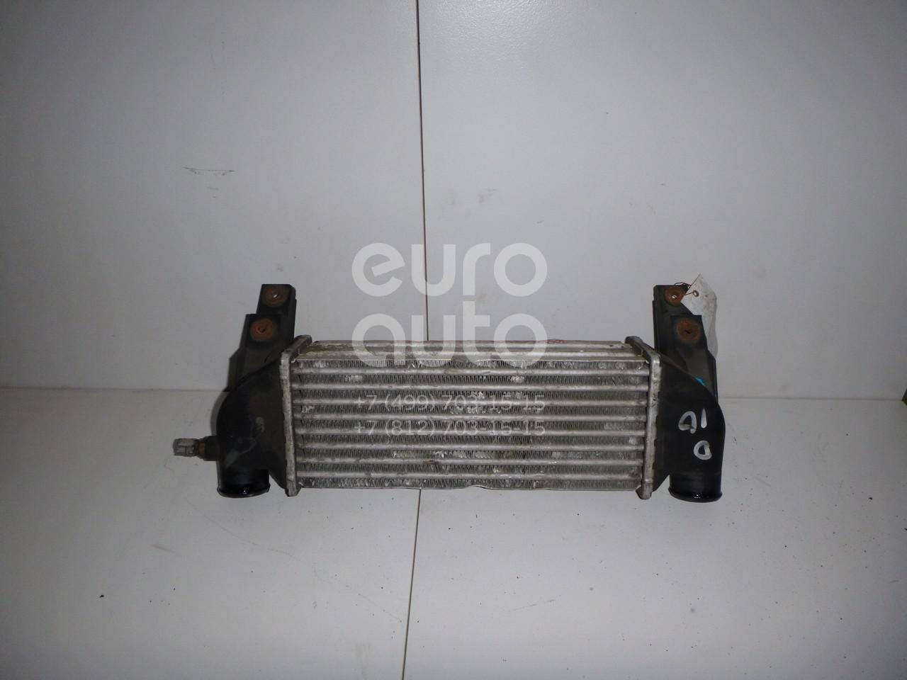 Интеркулер для Ford Transit/Tourneo Connect 2002-2013 - Фото №1