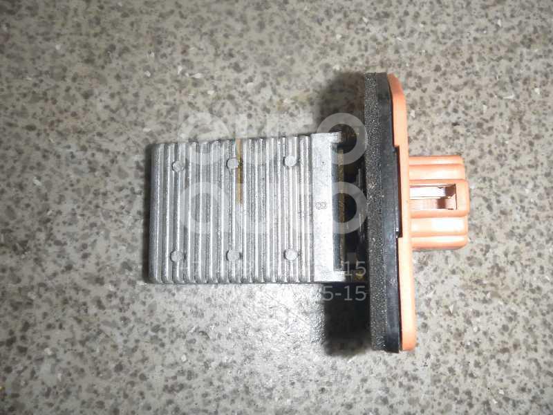 Резистор отопителя для Chevrolet Lacetti 2003> - Фото №1