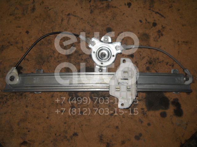 Стеклоподъемник механ. задний правый для Chevrolet,Daewoo Lanos 2004>;Lanos 1997-2009 - Фото №1