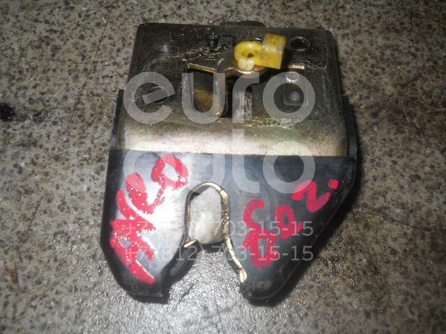 Замок багажника для Chevrolet Aveo (T200) 2003-2008 - Фото №1