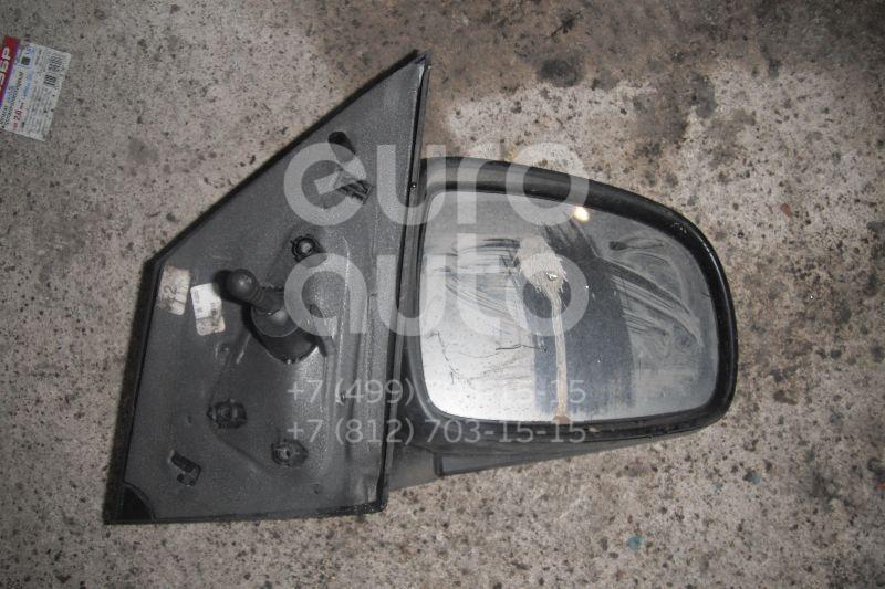 Зеркало правое механическое для Nissan Note (E11) 2006-2013 - Фото №1