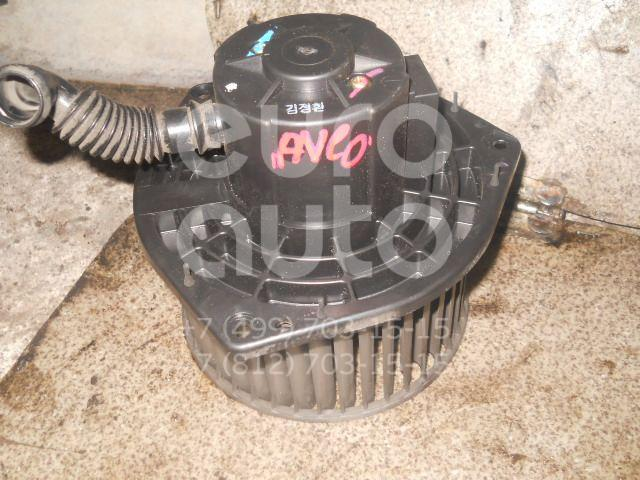 Моторчик отопителя для Chevrolet Aveo (T200) 2003-2008 - Фото №1