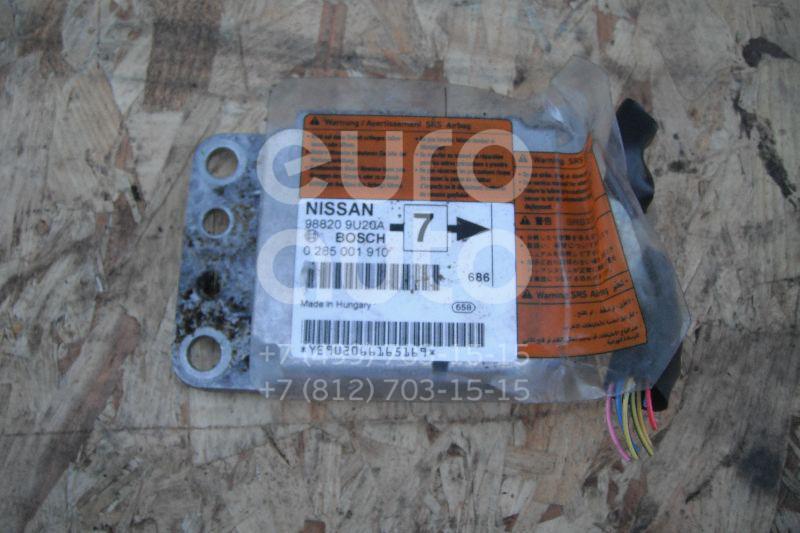 Блок управления AIR BAG для Nissan Note (E11) 2006-2013 - Фото №1