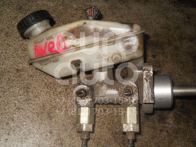 Цилиндр тормозной главный для Chevrolet Aveo (T200) 2003-2008 - Фото №1