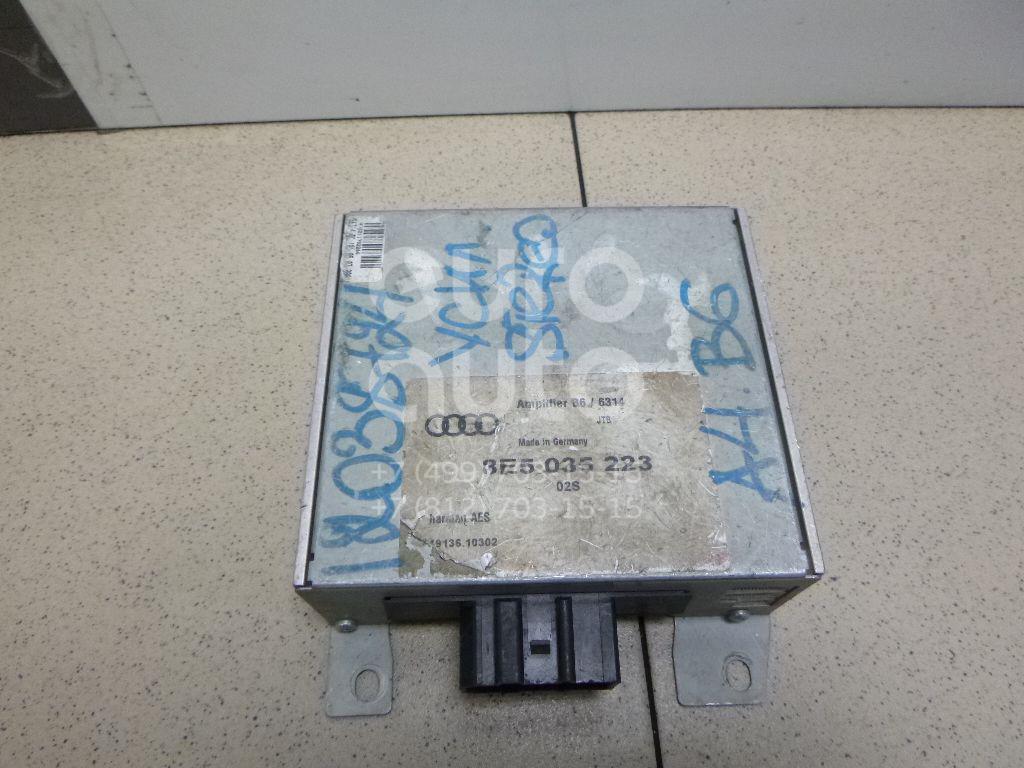 Усилитель акустической системы для Audi A4 [B6] 2000-2004;A4 [B7] 2005-2007 - Фото №1