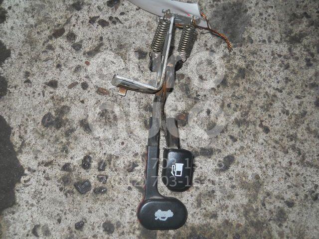 Ручка открывания багажника для Chevrolet Aveo (T200) 2003-2008;Aveo (T250) 2005-2011 - Фото №1