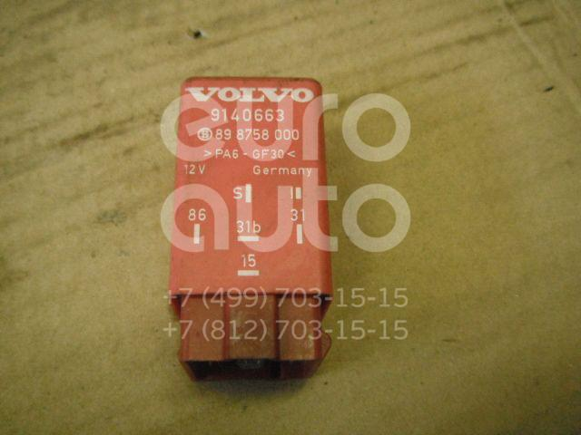 Реле для Volvo 850 1994-1997;850 1991-1993;S70 1997-2001 - Фото №1