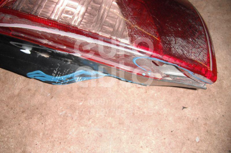 Фонарь задний правый для Nissan Note (E11) 2006-2013 - Фото №1